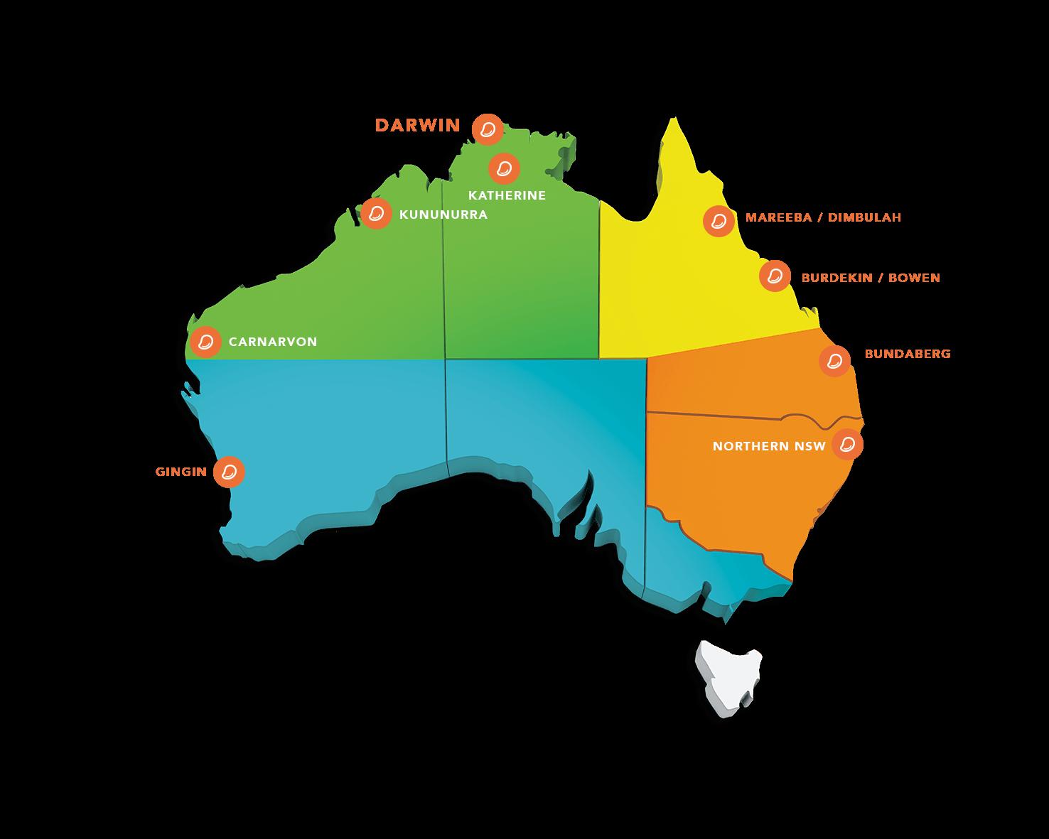 Australia Map 2017.Mangoes Australia Australian Map Mangoes Australia