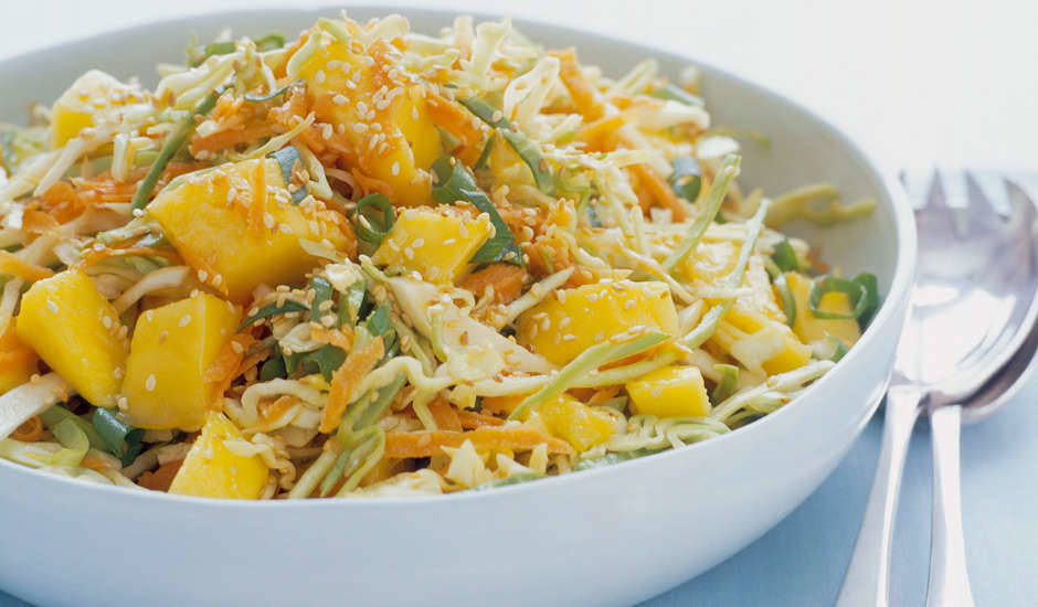 Mango-and-Sesame-Coleslaw