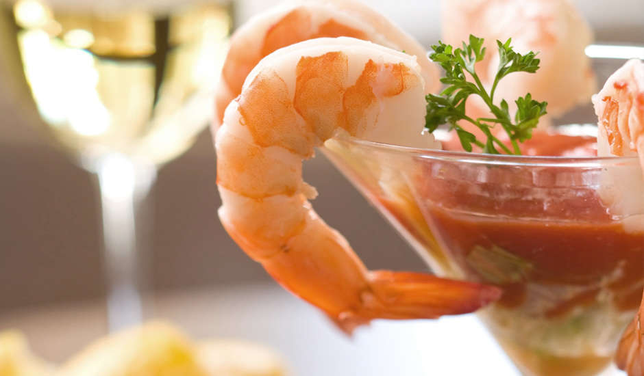 Prawn-and-Mango-Cocktail